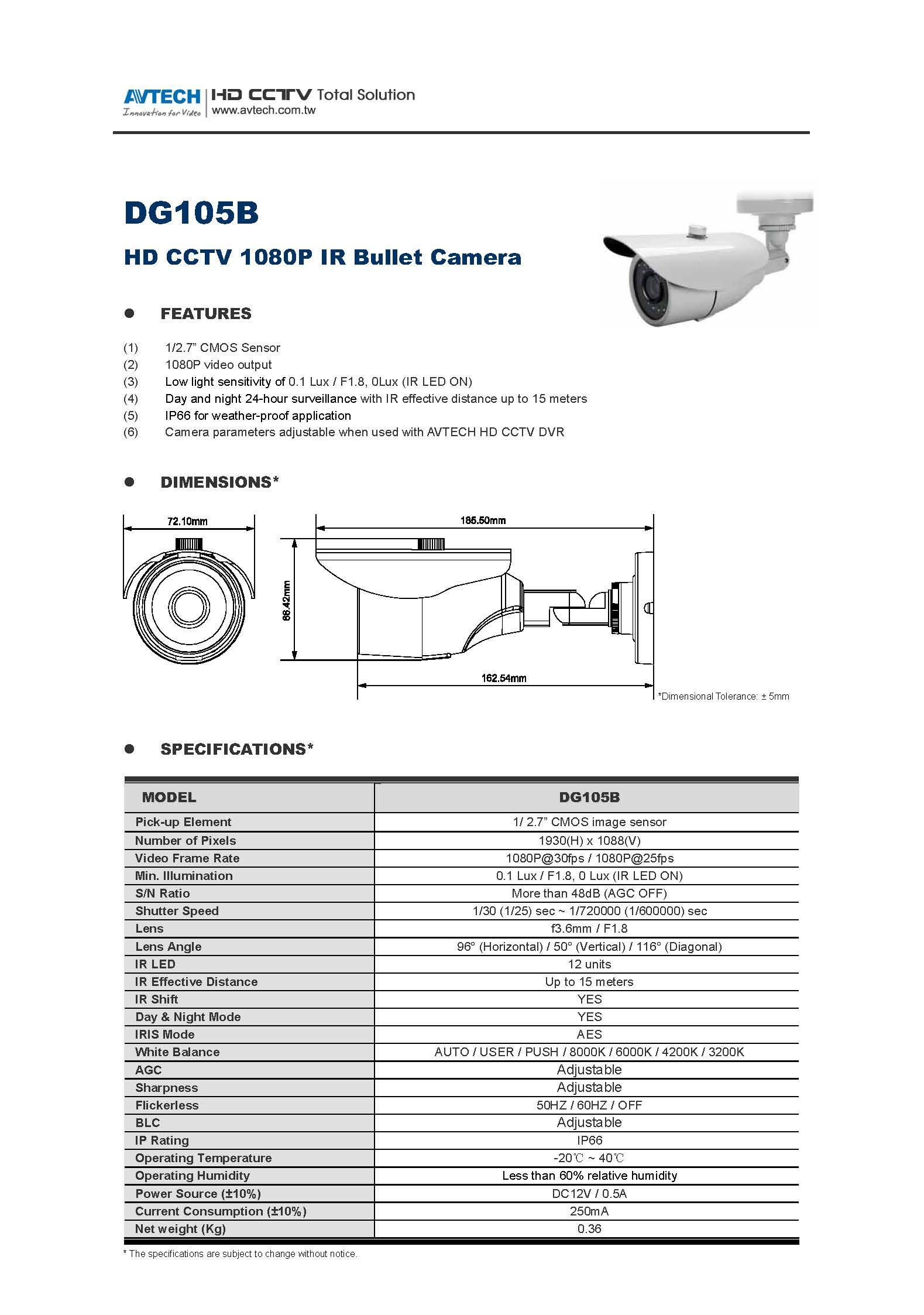 DG105B_spec